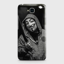 Huawei Y6 Pro 2017Anonymous Joker Phone Case - Phonecase.PK