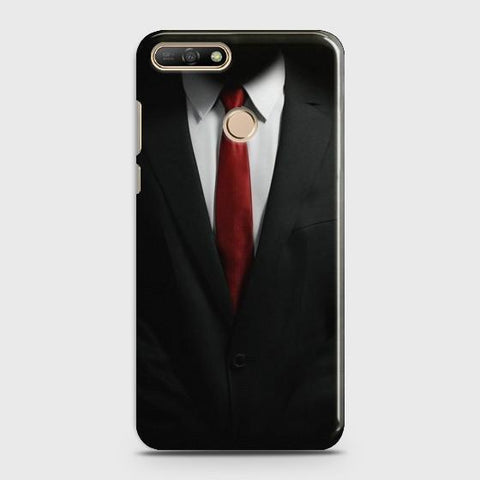 Huawei Y7 2018 Boss Phone Case