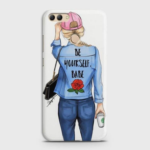 Huawei Y9 2018 Lady Boss Phone Case