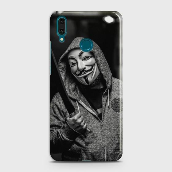 Huawei Y9 2019 Anonymous Joker Phone Case