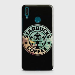 Huawei Y9 2019 Starbucks Galaxy Phone Case