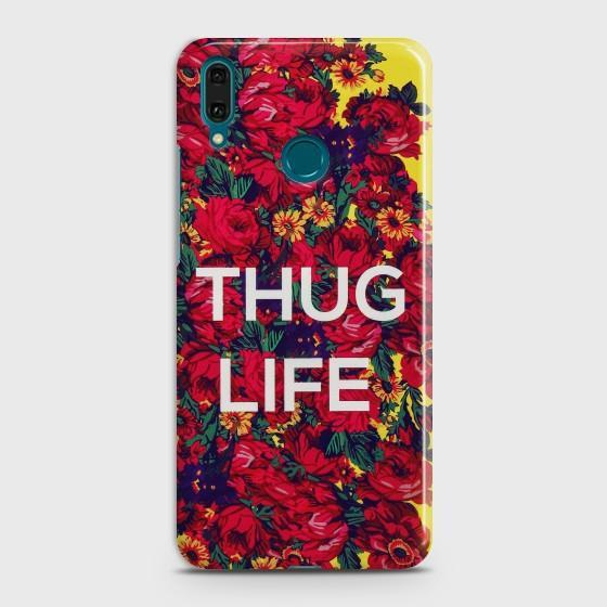 Huawei Y9 2019 Beautiful Thug Life Phone Case