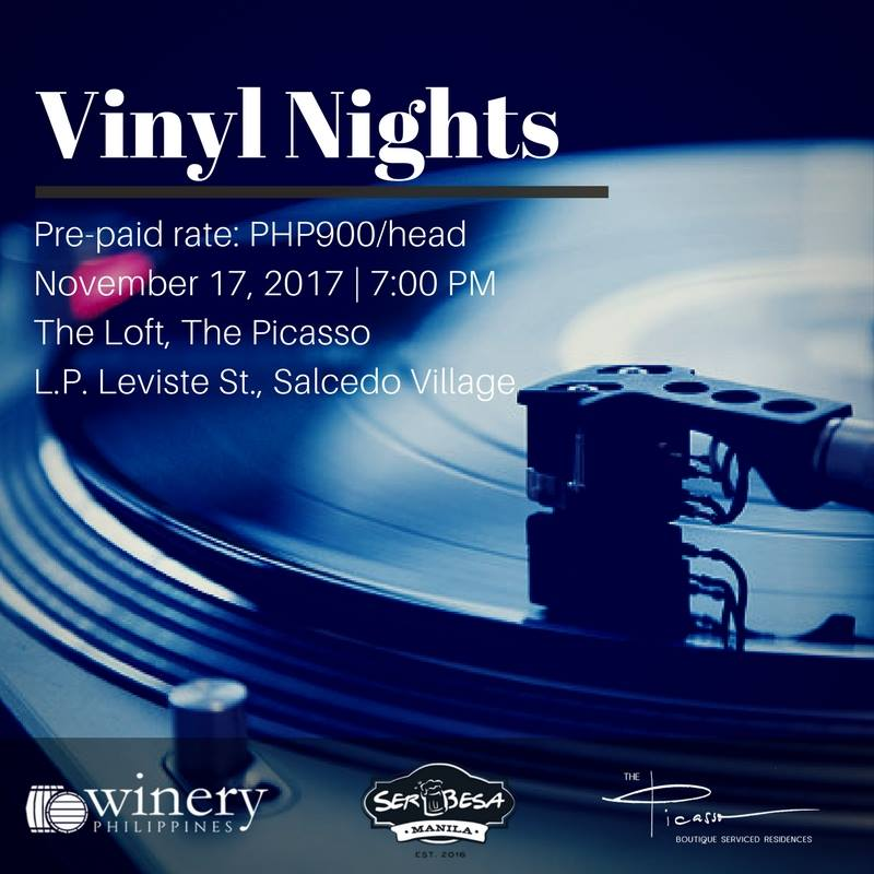 Vinyl Nights: Good Music & Great Wine