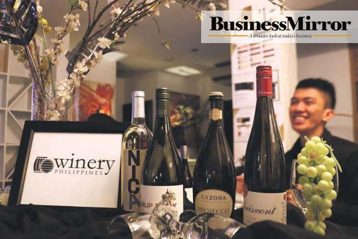 The Winery is on Business Mirror!