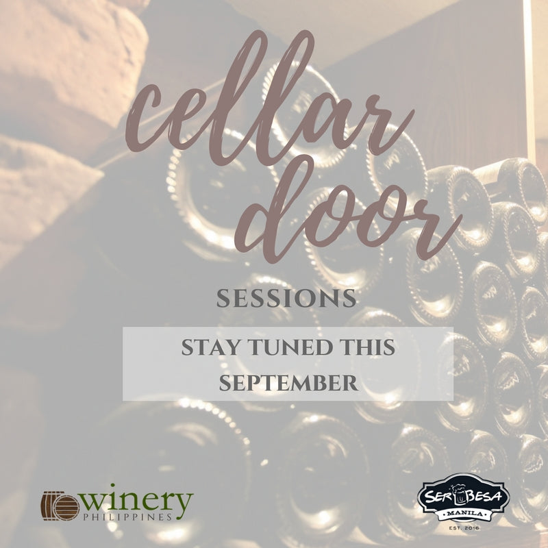 MORE Cellar Door Sessions!