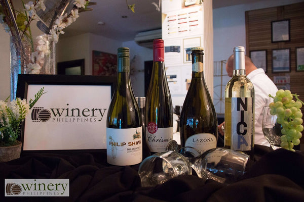 Winery PH Launch