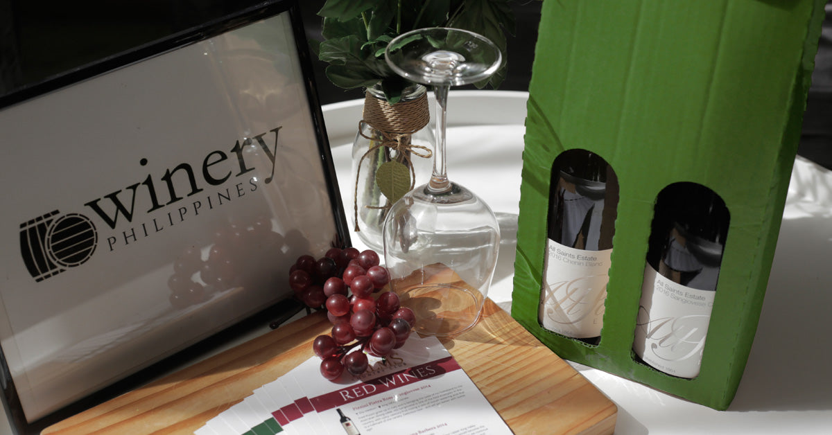 Winery Philippines uncorks new Wine Subscription and Delivery Service