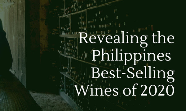 Winery.ph to Reveal the Philippines' Best-Selling Wines of 2020