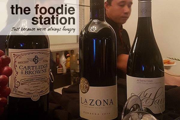 Foodies Love Wine, too!