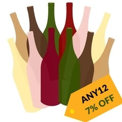 Any 12 - Get 7% OFF on wines at Winery PH
