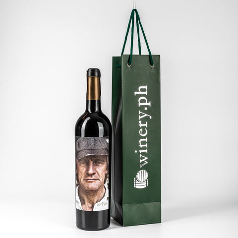 shop dads premium red wine gift set for fathers day