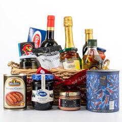 wineryph gourmet wine and grocery gift hamper for christmas gift