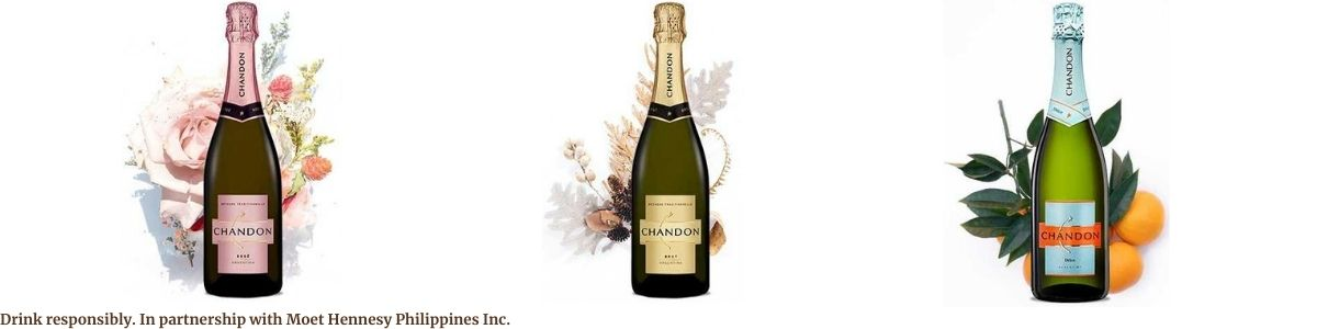 chandon sparkling wine varieties in the philippines