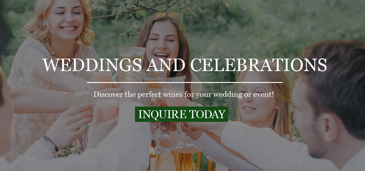 Weddings and celebrations - Winery.ph