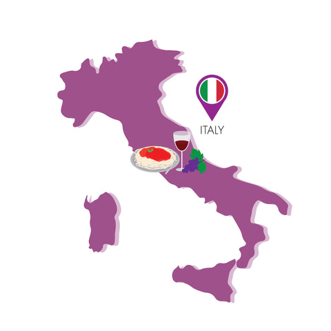 Wines from Italy