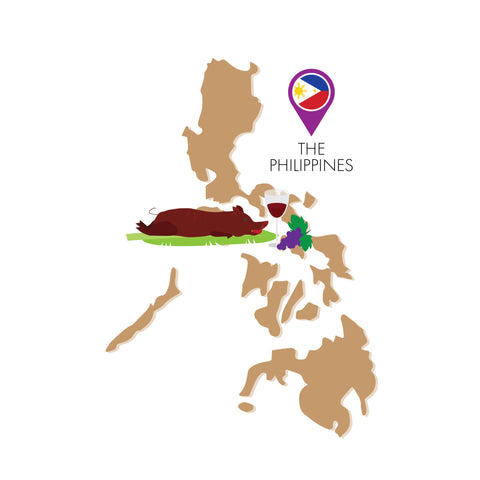 Wines from Philippines
