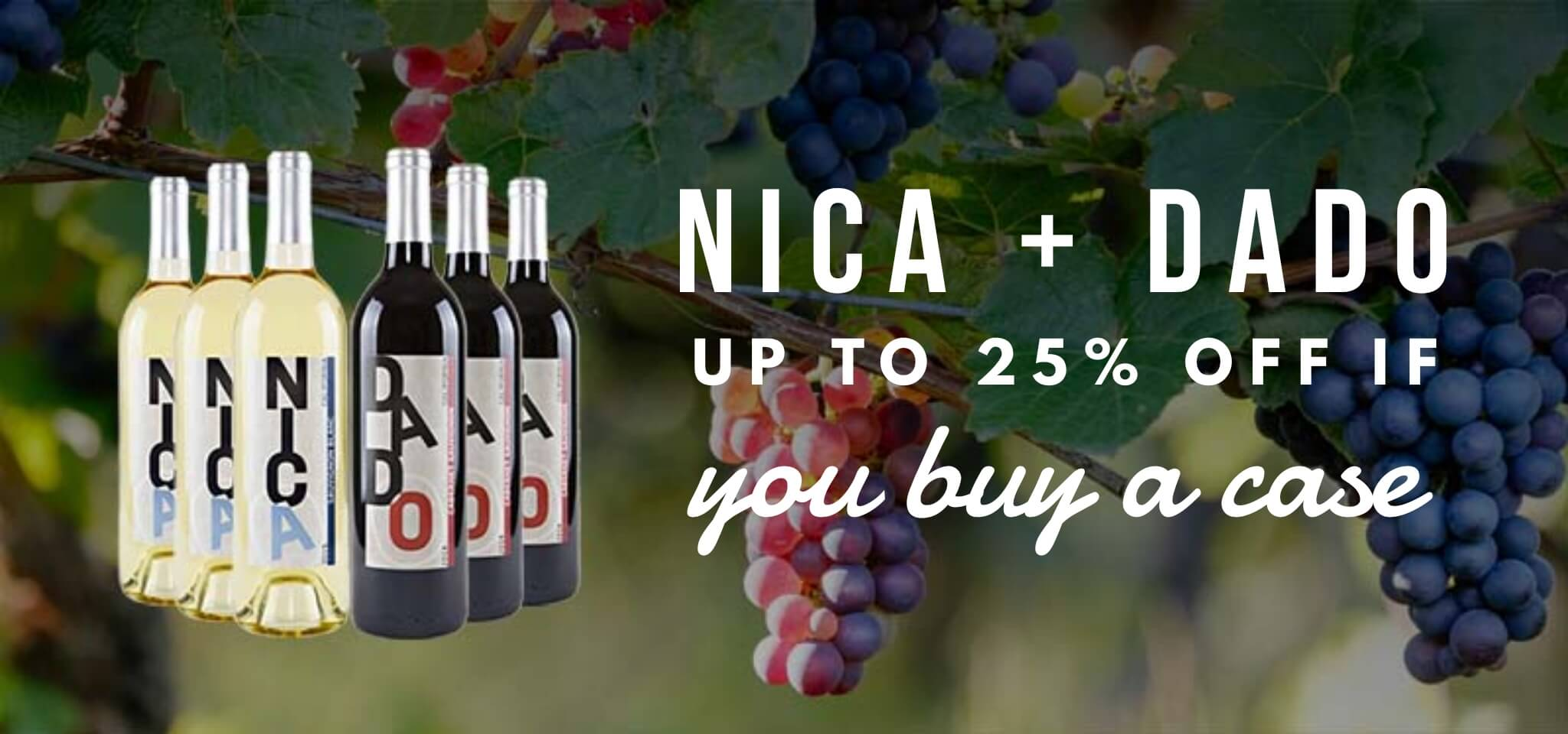 Nica and Dado - Buy Napa Valley Wines in the Philippines