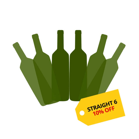 Straight 6 - Get 10% OFF on wines at Winery PH