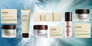 AHAVA Time to Smooth Collection