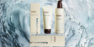 AHAVA Dead Sea Water Collection
