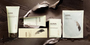 AHAVA Dead Sea Mud Collection