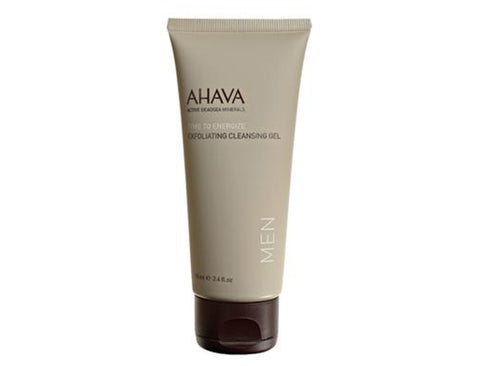 Men's Exfoliating Cleansing Gel