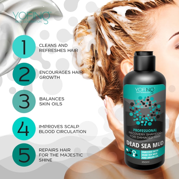 Recovery Shampoo for Damaged Hair