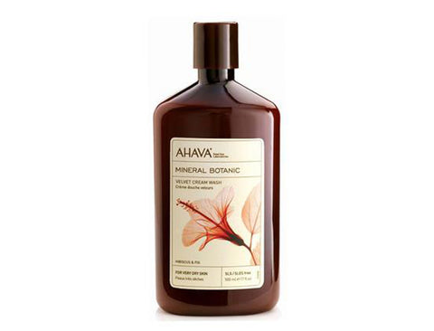 Mineral Botanic Cream Wash - Hibiscus & Fig