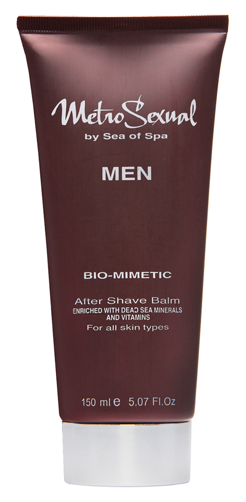 Sea Of Spa - MetroSexual After Shave Balm - deadseashop.com