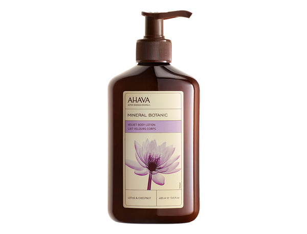 Mineral Botanic Body Lotion Lotus
