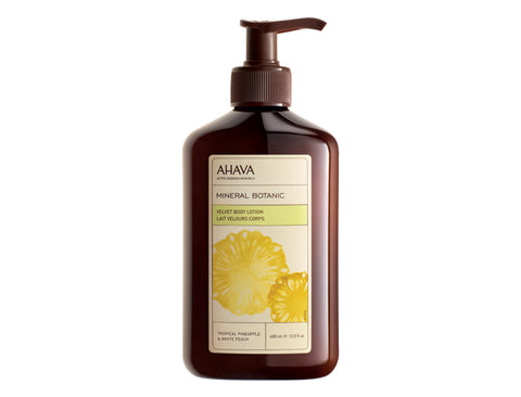 Mineral Botanic Body Lotion Pineapple