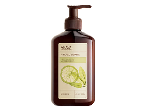 Mineral Botanic Body Lotion Lemon & Sage
