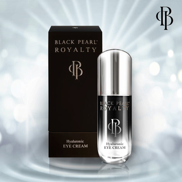 Black Pearl Royalty - Hyaluronic Eye Cream - deadseashop.com