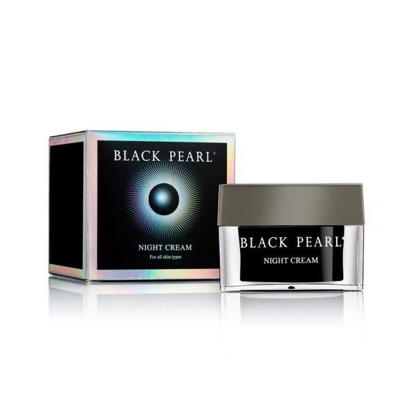 black pearl - Nourishing Night Cream - deadseashop