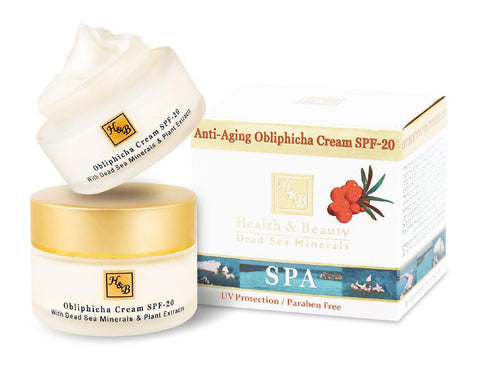 Anti-Aging Obliphicha Facial Cream