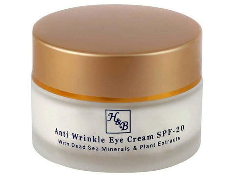 Anti Wrinkle Eye Cream SPF-20