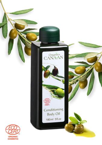 Conditioning Body Oil