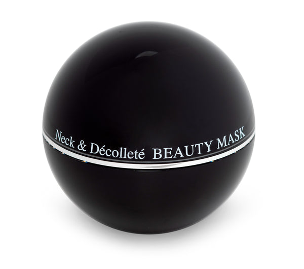 Black Pearl Royalty - Neck & Decollete Beauty Mask - DeadSeaShop.com
