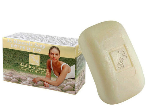 Dead Sea 26 Minerals Soap