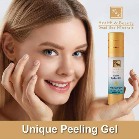 Health & Beauty -Facial Peeling Gel  - DeadSeaShop.com