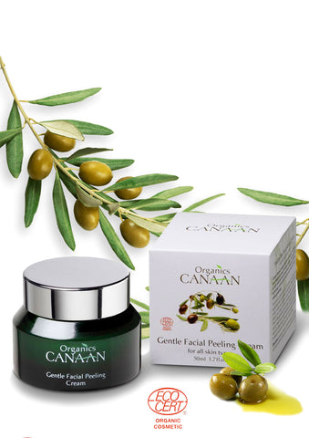 Gentle Facial Peeling Cream