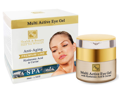 Multi Active Eye Gel