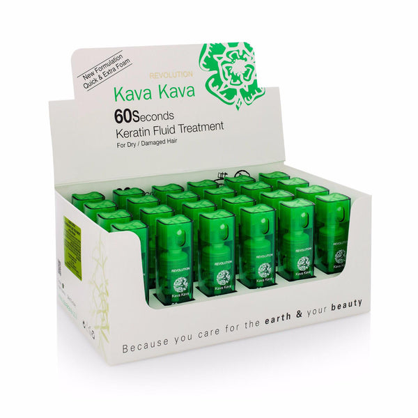 Kava Kava - Keratin Fluid Treatment - DeadSeaShop.com