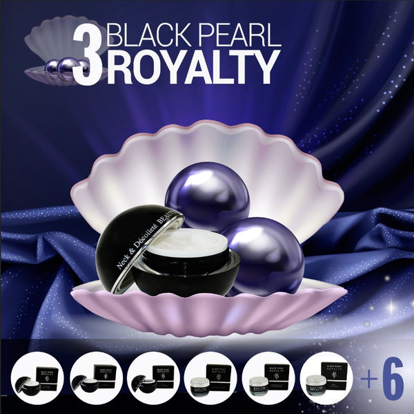 Beauty Box - Black Pearl Royalty - DeadSeaShop.com