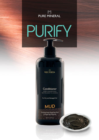 Mud Hair Conditioner