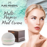 Pure Mineral - Dead Sea Natural Multi-Purpose Mud Cream - DeadSeaShop.com