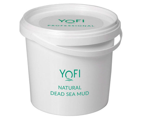 Natural Dead Sea Mud Bucket 1kg (1000gr)