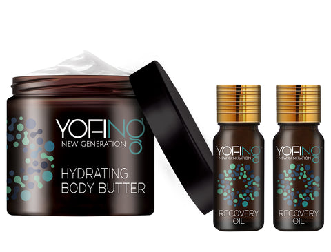 Nourishing and Rejuvenating Body Set
