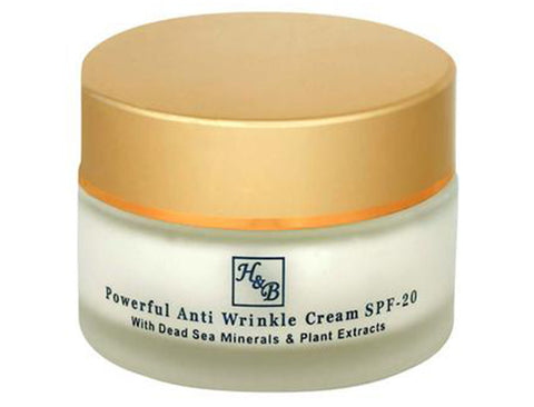 Powerful Anti-Wrinkle Cream
