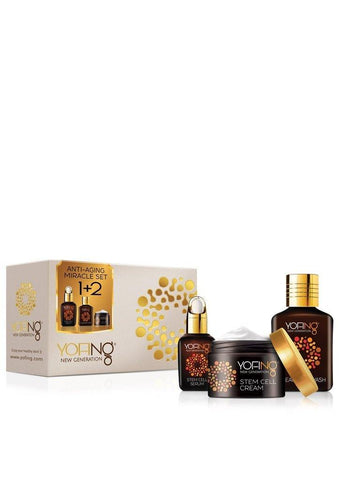 YOFING - Anti-Aging Miracle Set - DeadSeaShop.com